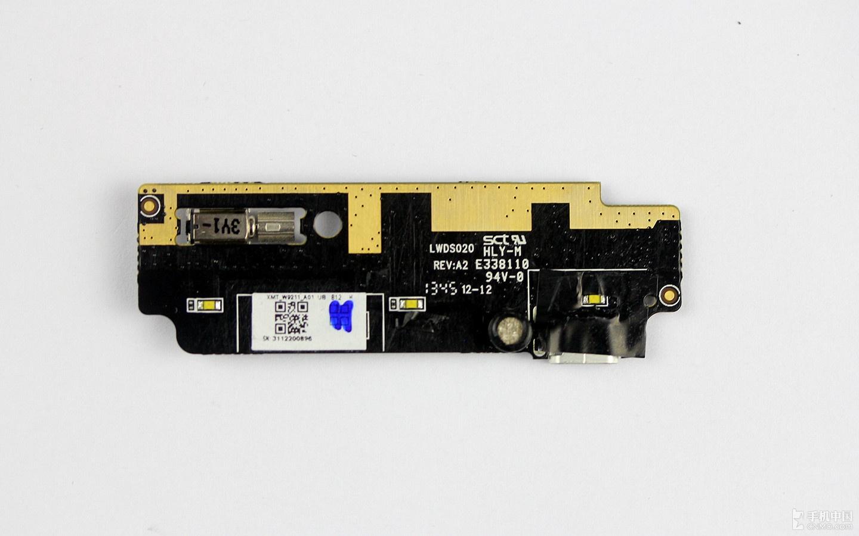 结构简单便于维修 美图手机1s拆机评测