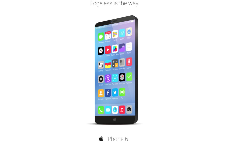 5英寸全屏无边框 最新iphone