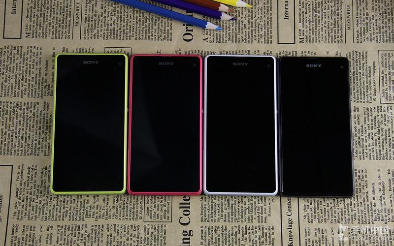 索尼Z1炫彩版赏析 索尼Xperia Z1炫彩版