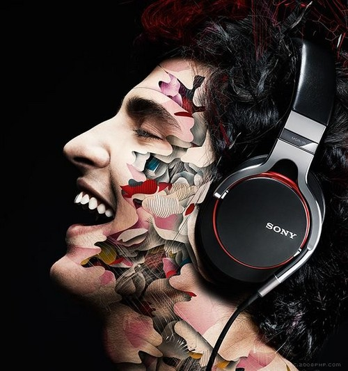声音的艺术sony mdr耳机