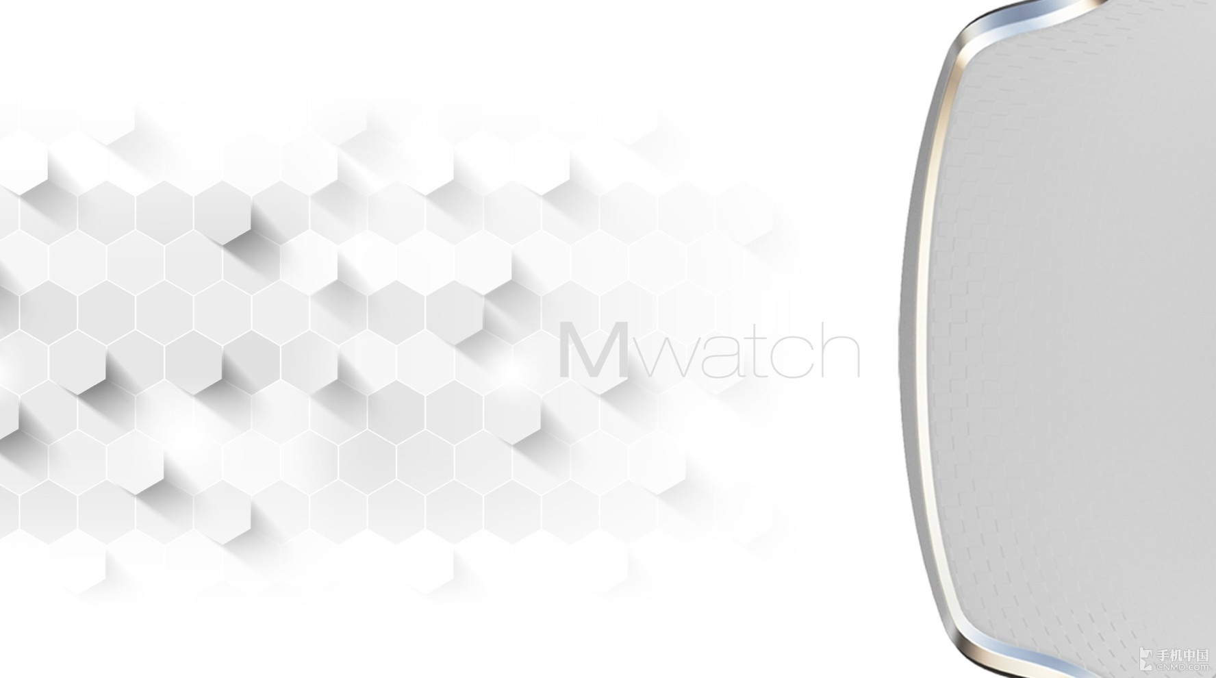 科技感十足 魅族智能手表设计方案曝光