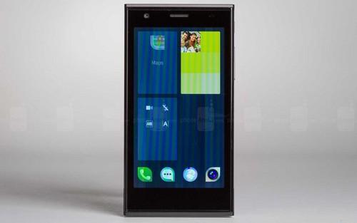 4.5英寸可定制MeeGo系统 Jolla手机图赏