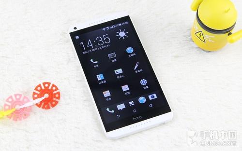 直挑iPhone 5c 巨屏HTC Desire 816评测