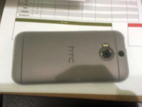 雙后置攝像頭 HTC M8真機諜照再度曝光