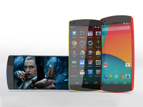64位处理器 谷歌Nexus 6下半年将发布