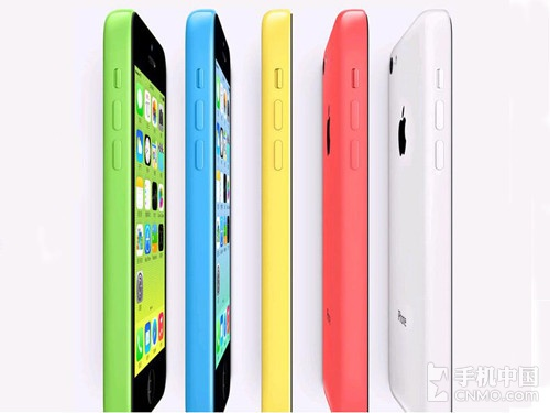 Apple's iPhone 5C doesn't sell inventory has reached 3000000-86DIGI