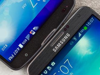 LG G Pro 2/三星Galaxy Note 3对比写真