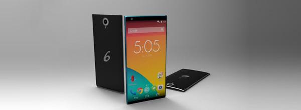 彰显国产顶级工艺 联想Nexus 6概念机