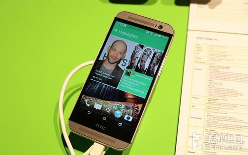 金属机身光场相机 HTC One M8现场体验