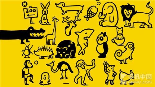 超乎想象的儿童图画书 爱畜动物园试用