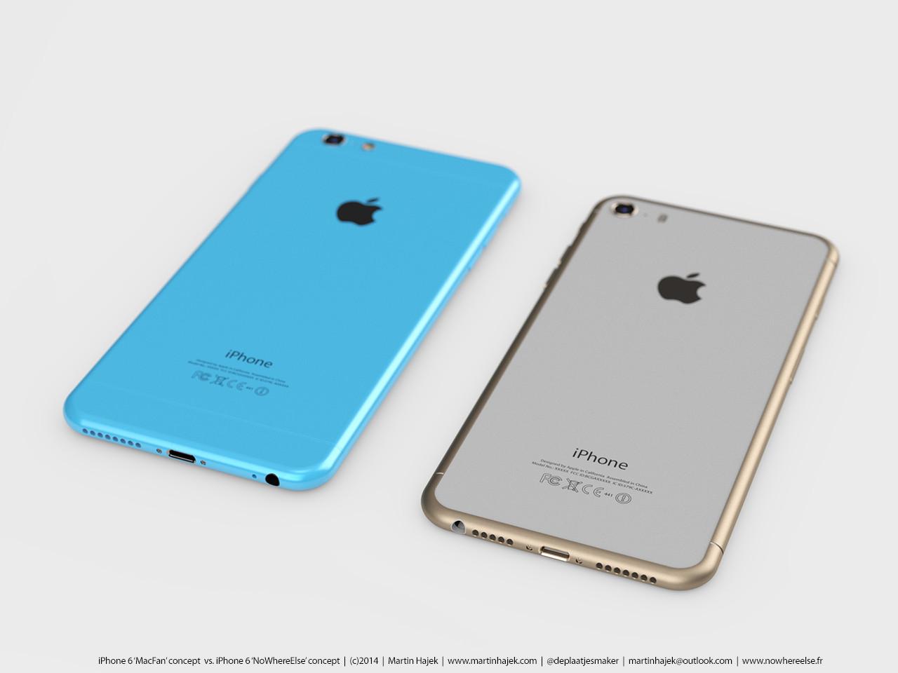超薄无边框设计 iphone