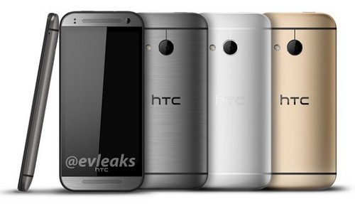 4.5英寸高清屏 HTC One mini 2售价曝光第1张图