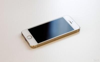 指纹识别A7处理器 行货iPhone 5s再降价