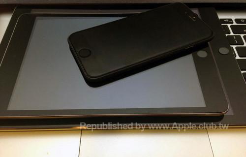 指纹识别终于附体 苹果iPad mini 3曝光