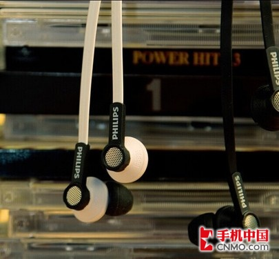 精致的代表 飞利浦TX1BK入耳式耳塞
