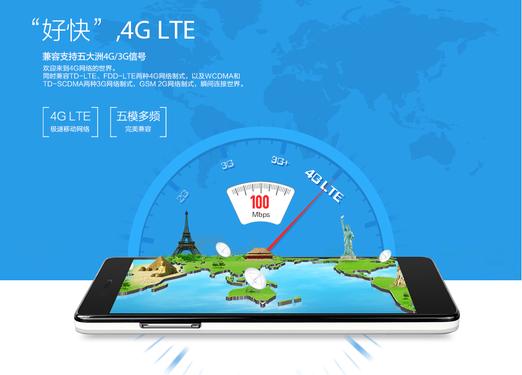 千元四核4G入门机 富可视M512全面评测