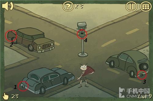 吐血恶搞 《史上最难的游戏3》通关攻略