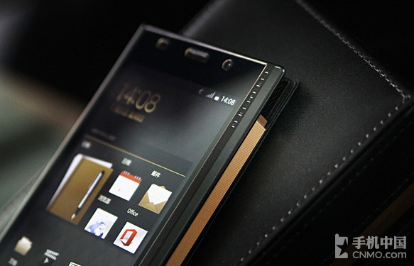 6980元高端商务 E人E本安全手机M1评测