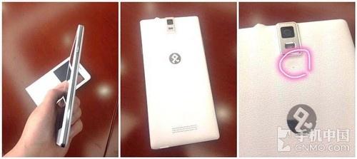 大Q手机Q1 4G版真机谍照曝光