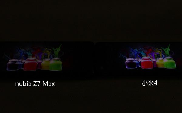宇宙神机守擂战 小米4对比nubia Z7 Max