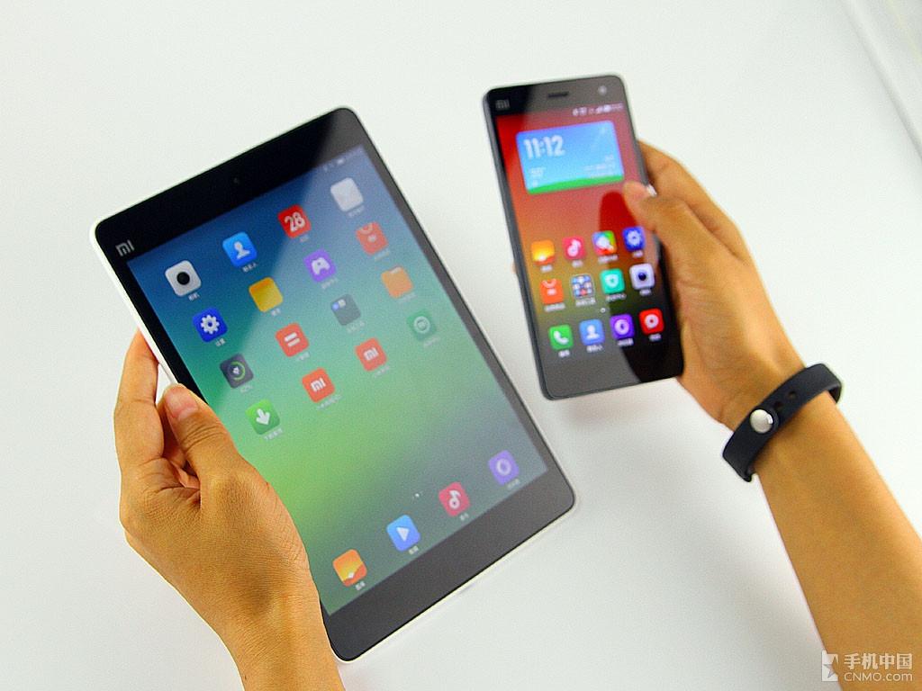 米4手机/平板/手环 小米全系列新品图赏