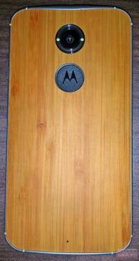 木质后壳 Moto X+1真机照再曝光