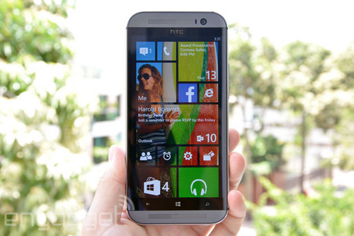 WP版HTC M8一月前已通过WiFi认证