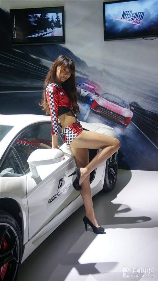 ChinaJoy 2014展会 ShowGirl赏析第二季