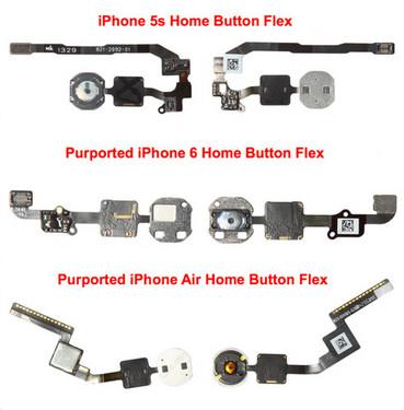 iPhone 6主键排线照曝光