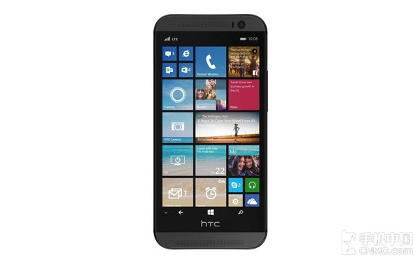 智能新旗舰 WP版HTC M8效果图意外现身
