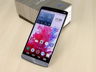4G网2K屏骁龙801旗舰 LG G3行货版评测