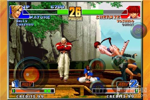 重温最经典的街机格斗 拳皇98游戏评测