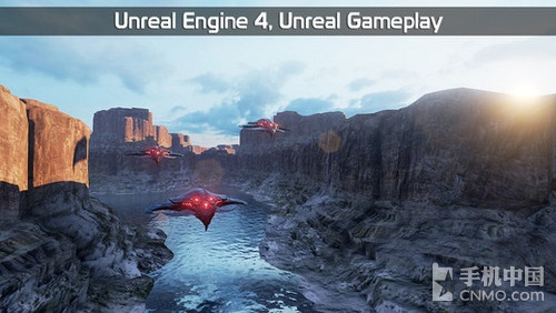 虚幻4引擎打造 《空战天使》外区上架