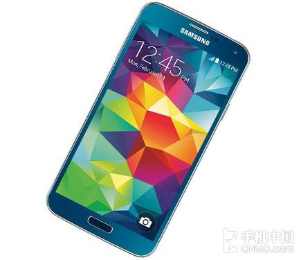 蓝色版三星S5本月17日美国上市