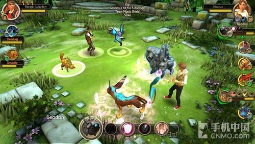 3D怪物收集RPG 《月升》秋季开始公测