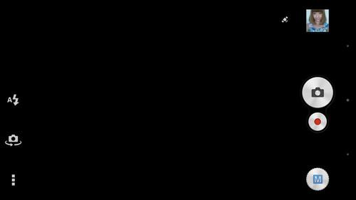索尼C3自拍体验