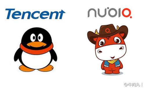 新品微信首发成诱因 腾讯或将入股nubia