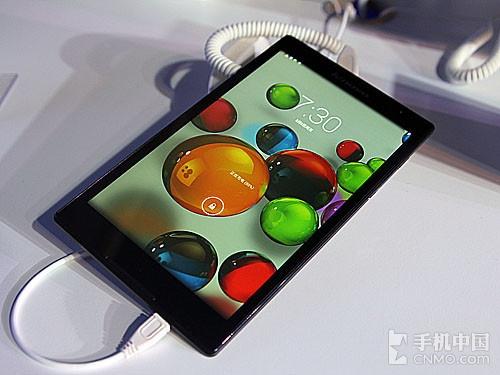 全高清4G通话平板 联想Tab S8真机曝光