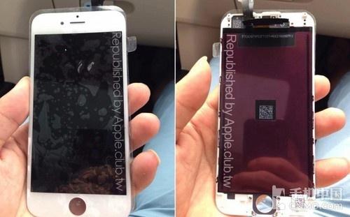 4.7英寸iPhone 6屏幕总成照流出
