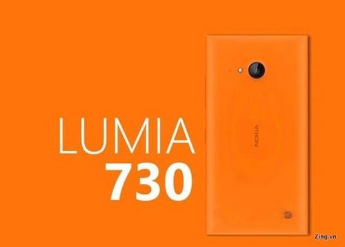 传Lumia 730将于8月底登陆越南