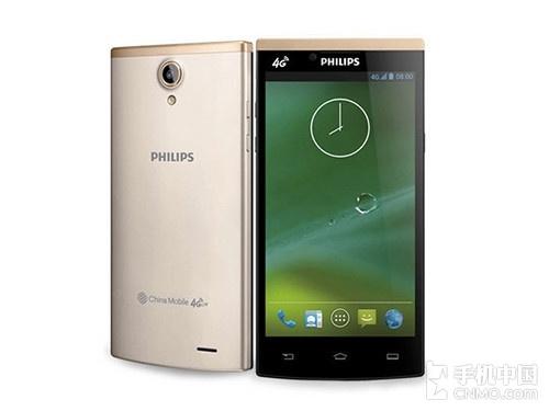 千元大屏4G智能机 飞利浦手机S399上市