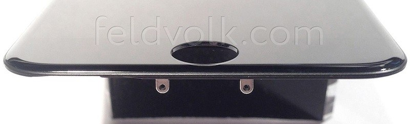 iPhone 6前面板高清照曝光 展示细节