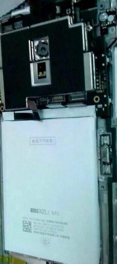 或配备顶级音频芯片 魅族MX4谍照再曝光