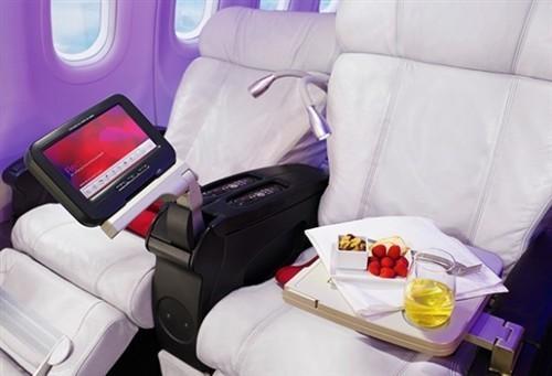 维珍美国航空公司 试点Nexus 7系统体验