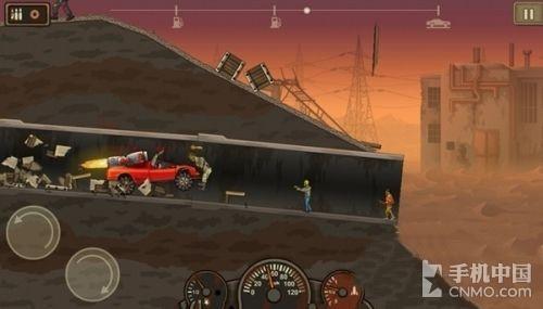 难度再次提升 《死亡战车2》将年内上架