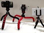 富图宝展出创意摄影支架