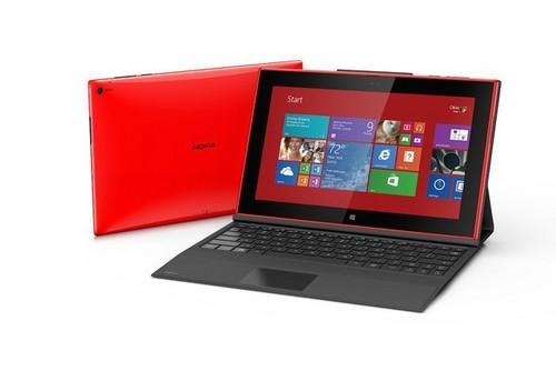 微软Windows RT平板电脑或取消桌面选项
