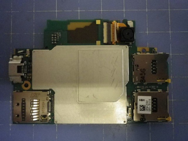 内部构造抢先看 疑似索尼Z3拆解图曝光
