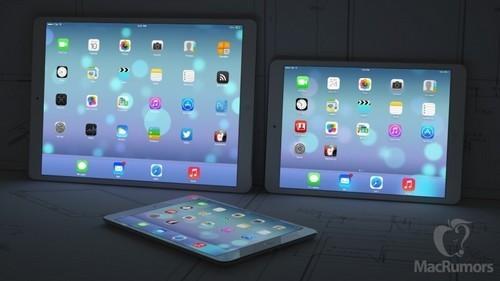 12.9英寸屏幕 苹果iPad Pro或明年发布