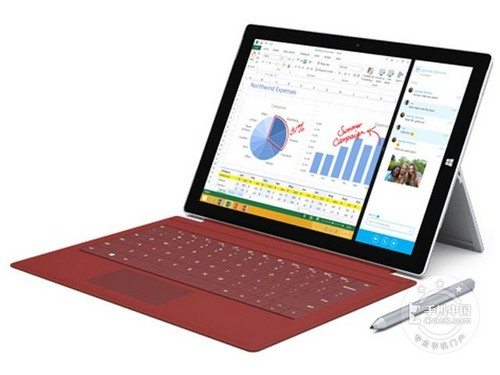 最低5688元 微软Surface Pro 3国内发售